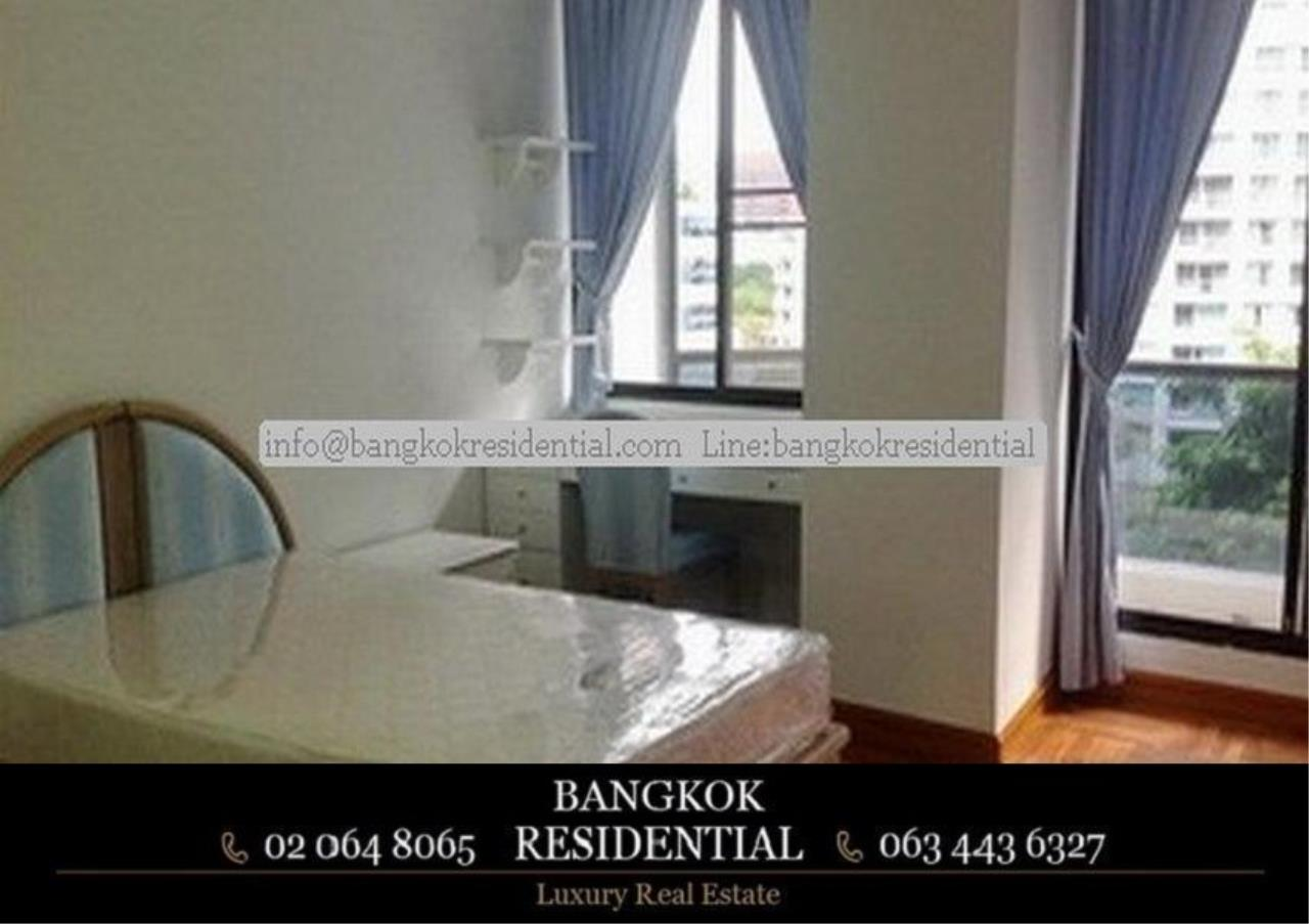 Bangkok Residential Agency's 3 Bed Apartment For Rent in Chidlom BR0081AP 9
