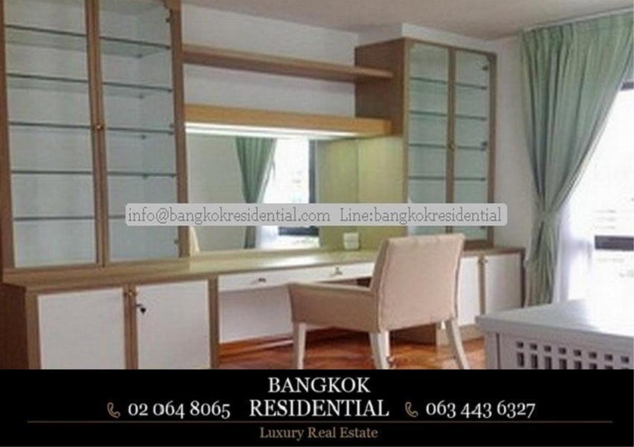 Bangkok Residential Agency's 3 Bed Apartment For Rent in Chidlom BR0081AP 10