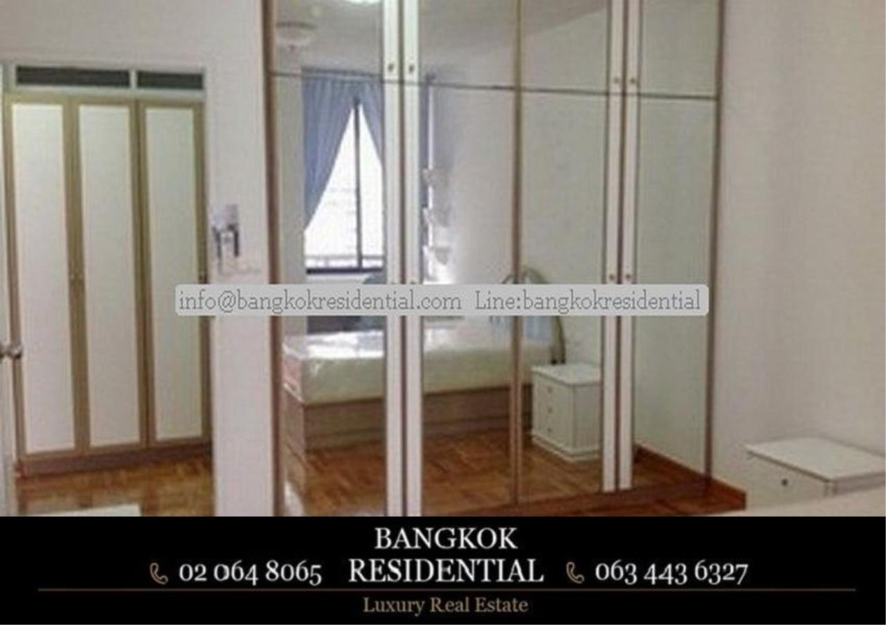 Bangkok Residential Agency's 3 Bed Apartment For Rent in Chidlom BR0081AP 11
