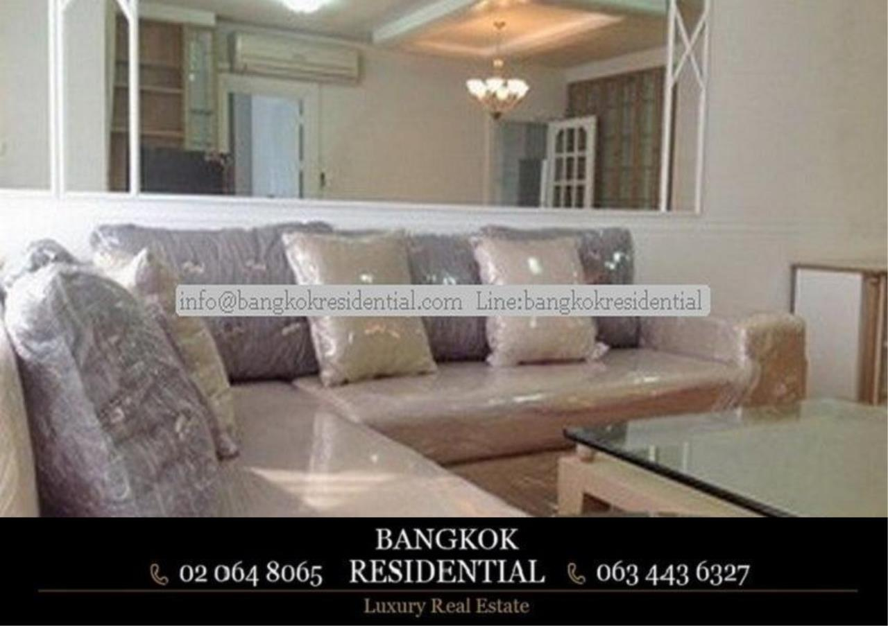 Bangkok Residential Agency's 3 Bed Apartment For Rent in Chidlom BR0081AP 3