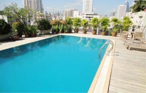 Bangkok Residential Agency's 3 Bed Apartment For Rent in Asoke BR0124AP 8