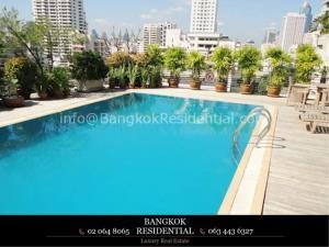 Bangkok Residential Agency's 3 Bed Apartment For Rent in Asoke BR0124AP 5