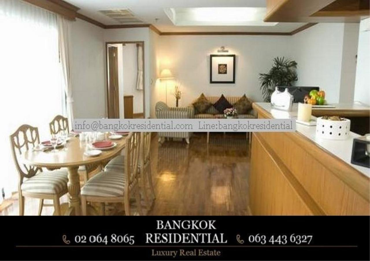 Bangkok Residential Agency's 3 Bed Apartment For Rent in Phrom Phong BR0147AP 1