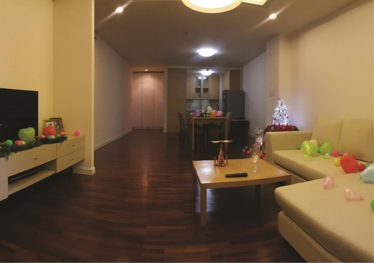 Bangkok Residential Agency's 2 Bed Apartment For Rent in Ratchadamri BR0194AP 2