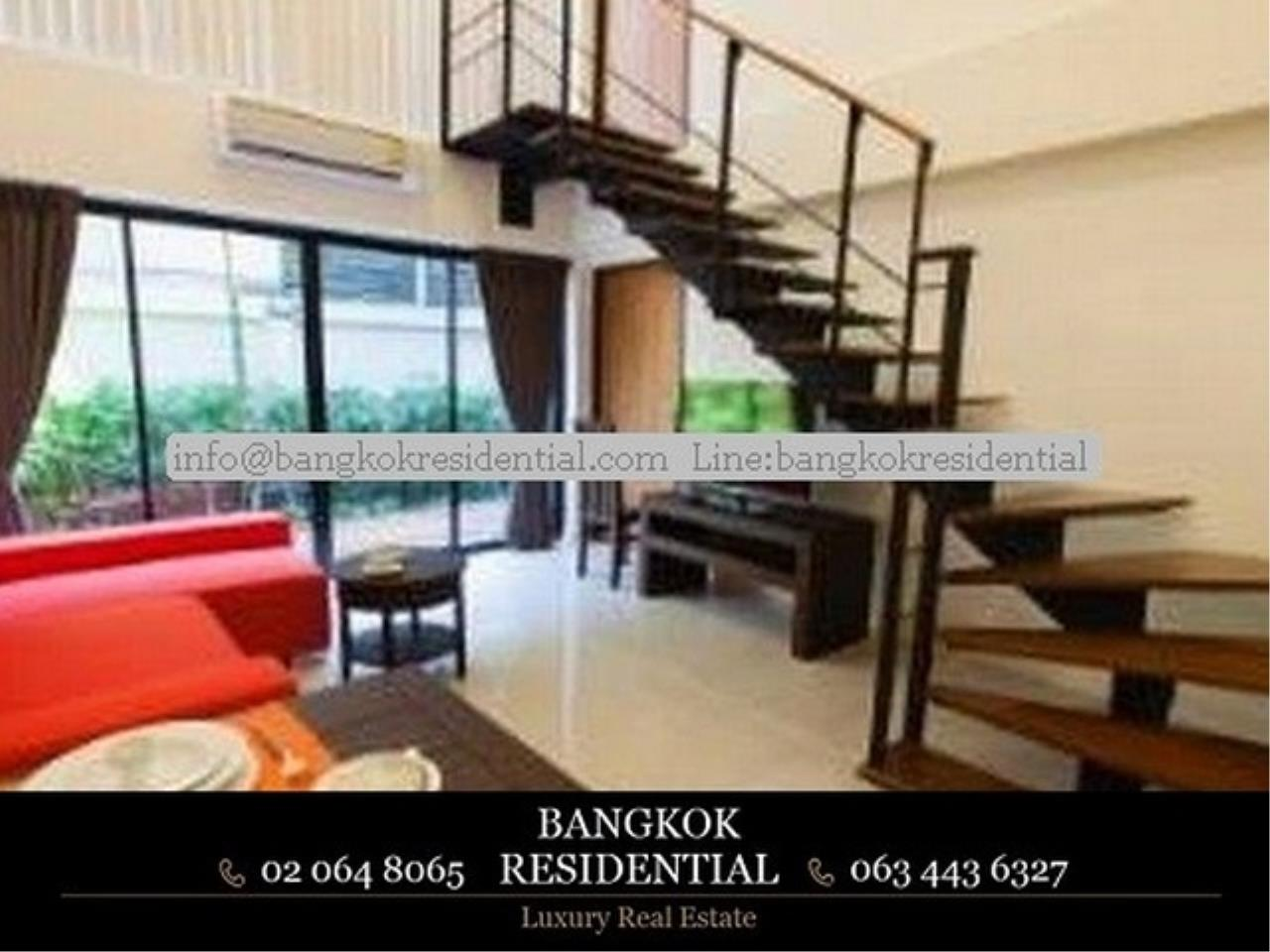 2br Duplex The Pad Silom For Rent Br0197ap