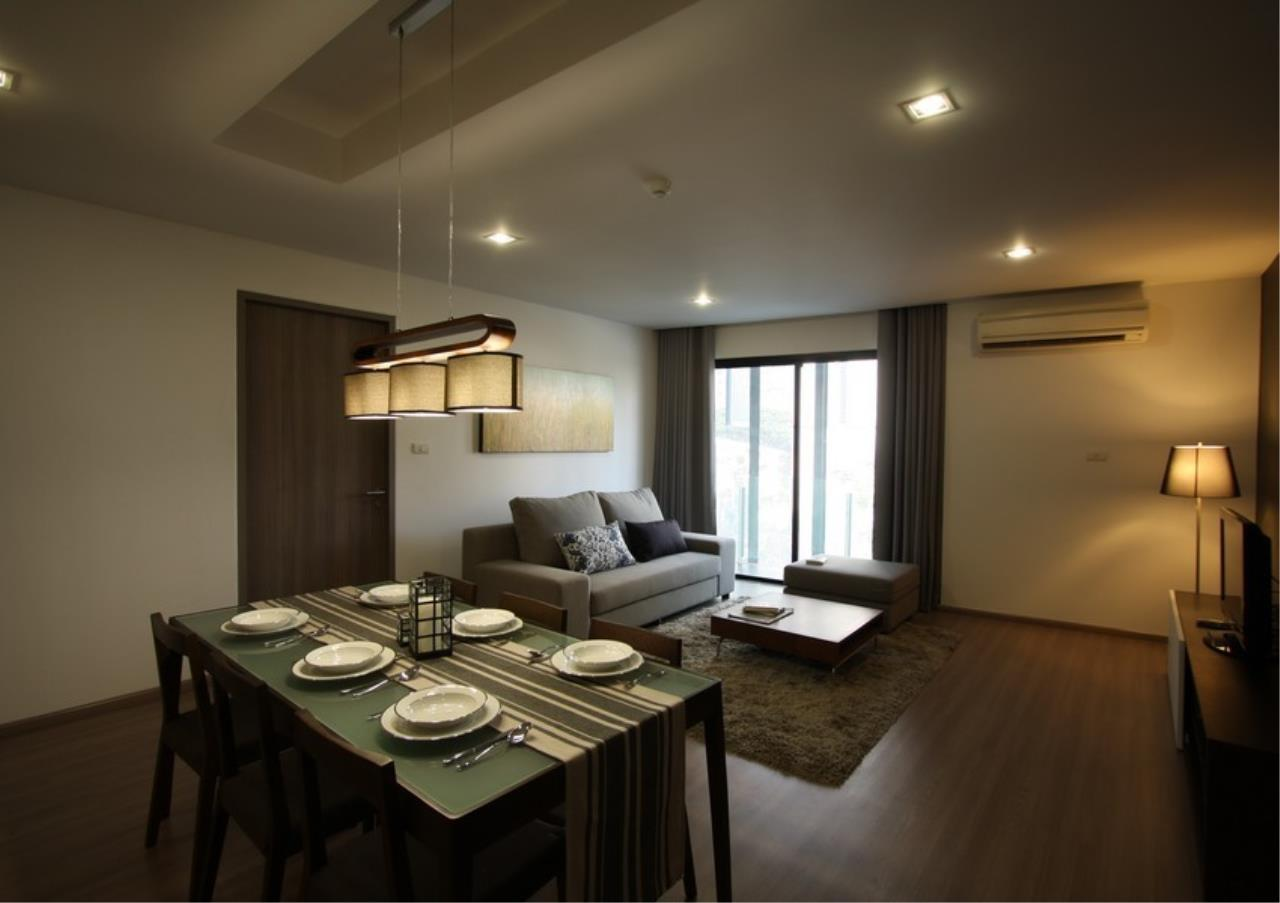 Bangkok Residential Agency's 2 Bed Apartment For Rent in Phrom Phong BR0198AP 2