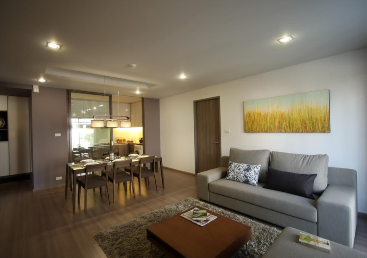 Bangkok Residential Agency's 2 Bed Apartment For Rent in Phrom Phong BR0198AP 3