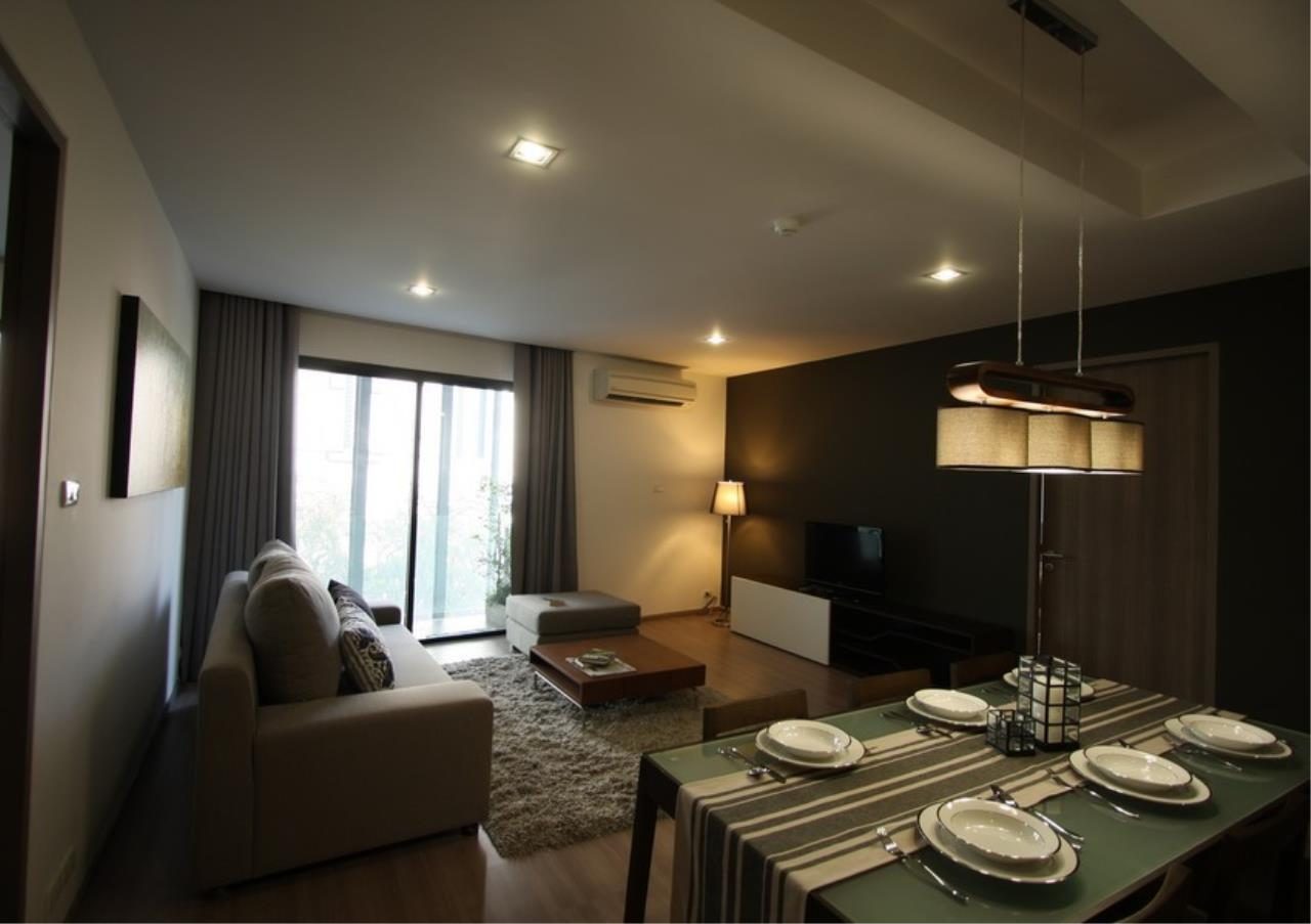 Bangkok Residential Agency's 2 Bed Apartment For Rent in Phrom Phong BR0198AP 5
