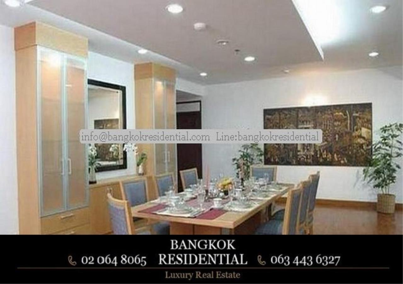 Bangkok Residential Agency's 3 Bed Apartment For Rent in Phrom Phong BR0213AP 1
