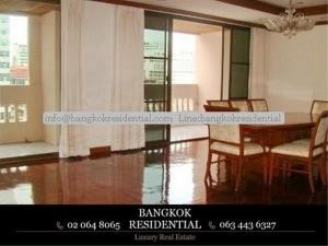 Bangkok Residential Agency's 4 Bed Apartment For Rent in Asoke BR0274AP 17