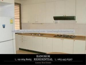 Bangkok Residential Agency's 4 Bed Apartment For Rent in Asoke BR0274AP 16