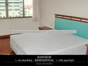 Bangkok Residential Agency's 4 Bed Apartment For Rent in Asoke BR0274AP 15
