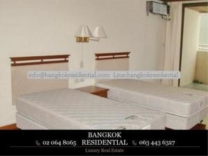 Bangkok Residential Agency's 4 Bed Apartment For Rent in Asoke BR0274AP 14