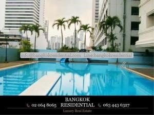 Bangkok Residential Agency's 4 Bed Apartment For Rent in Asoke BR0274AP 12