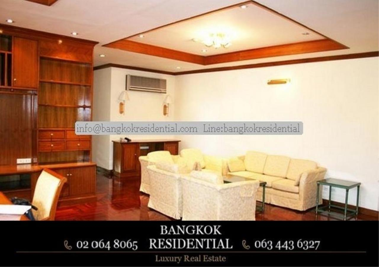 Bangkok Residential Agency's 4 Bed Apartment For Rent in Asoke BR0274AP 5