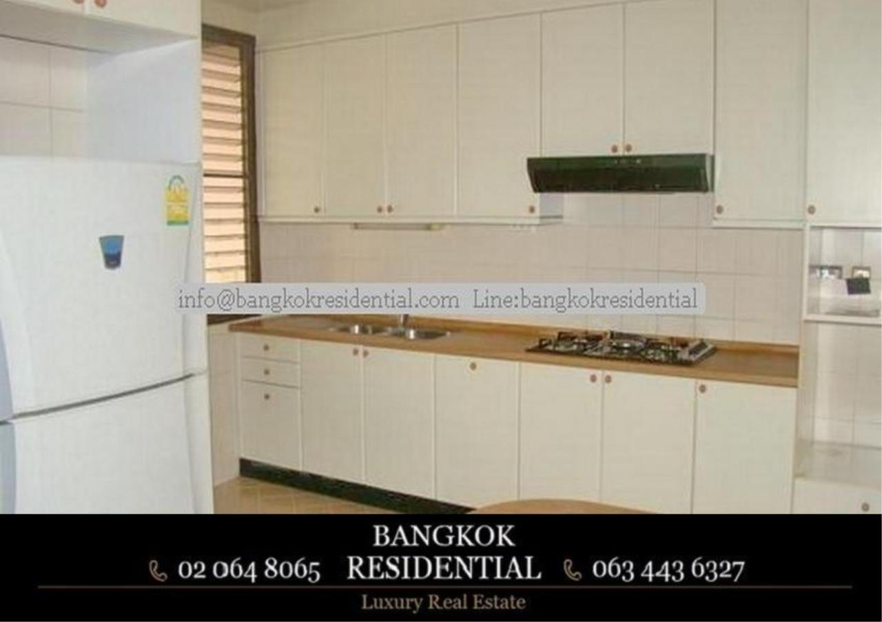 Bangkok Residential Agency's 4 Bed Apartment For Rent in Asoke BR0274AP 7
