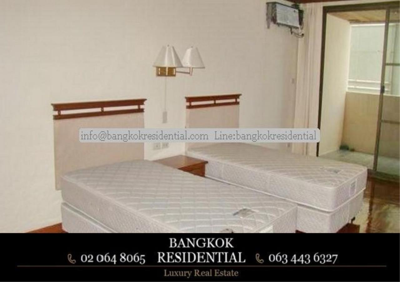 Bangkok Residential Agency's 4 Bed Apartment For Rent in Asoke BR0274AP 9