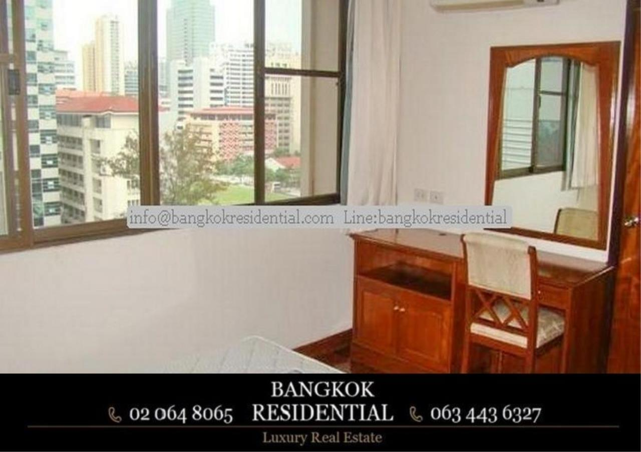 Bangkok Residential Agency's 4 Bed Apartment For Rent in Asoke BR0274AP 10