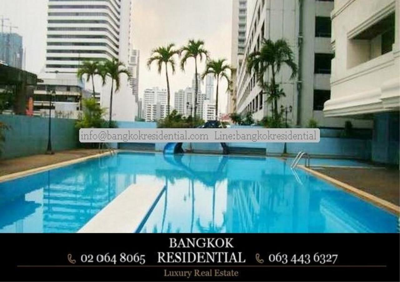 Bangkok Residential Agency's 4 Bed Apartment For Rent in Asoke BR0274AP 11