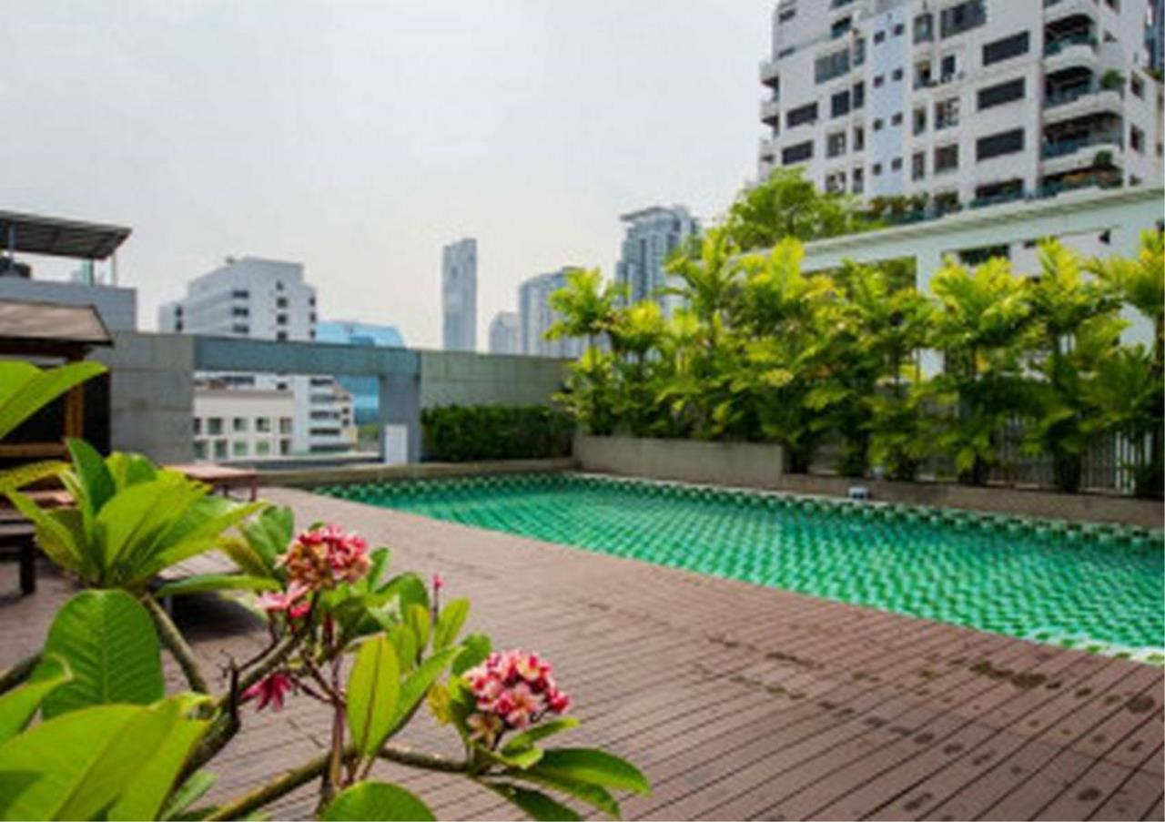 Bangkok Residential Agency's 2 Bed Apartment For Rent in Sathorn BR0293AP 1