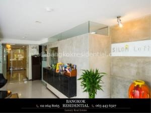 Bangkok Residential Agency's 2 Bed Apartment For Rent in Sathorn BR0293AP 14