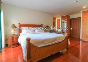 Bangkok Residential Agency's 4 Bed Apartment For Rent in Chidlom BR0307AP 4