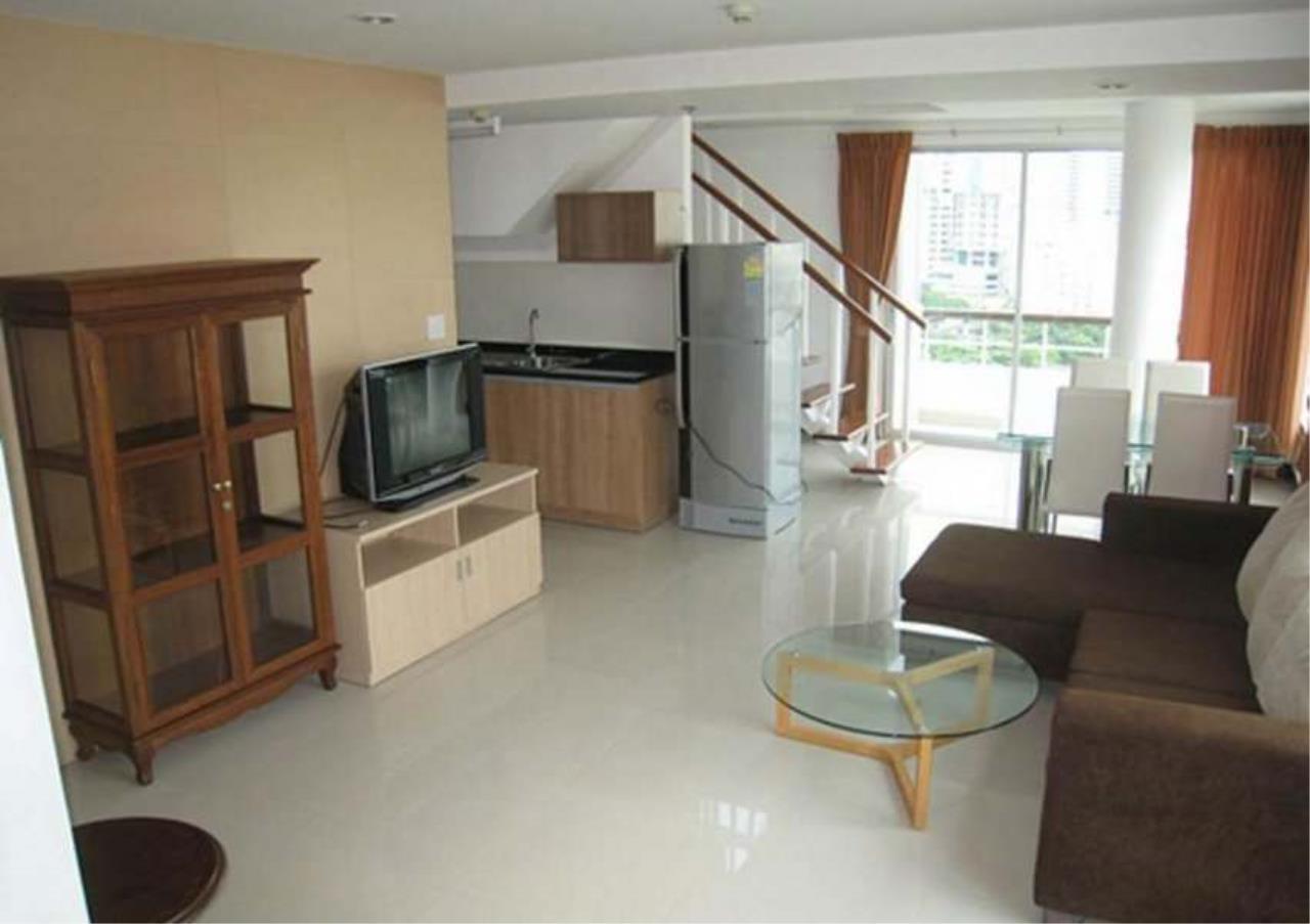 Bangkok Residential Agency's 2 Bed Apartment For Rent in Asoke BR0336AP 2