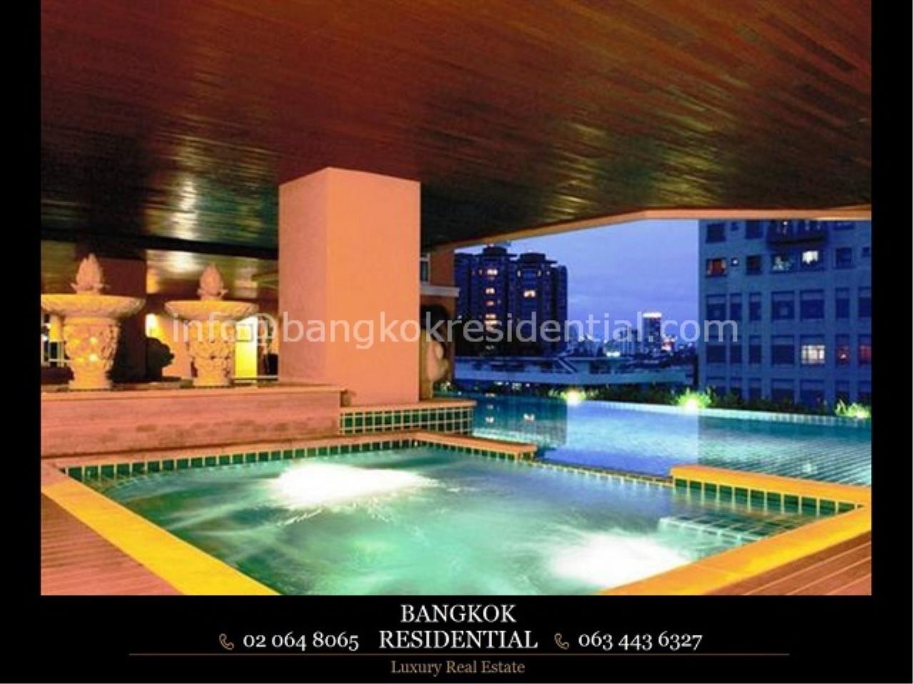 Bangkok Residential Agency's 3BR The Narathiwas Residence For Rent (BR0340AP) 1