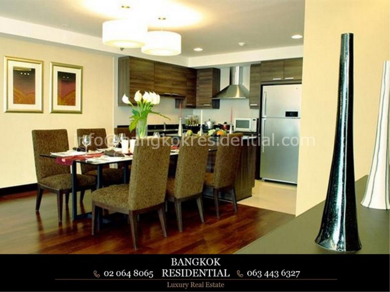 Bangkok Residential Agency's 3BR The Narathiwas Residence For Rent (BR0340AP) 2