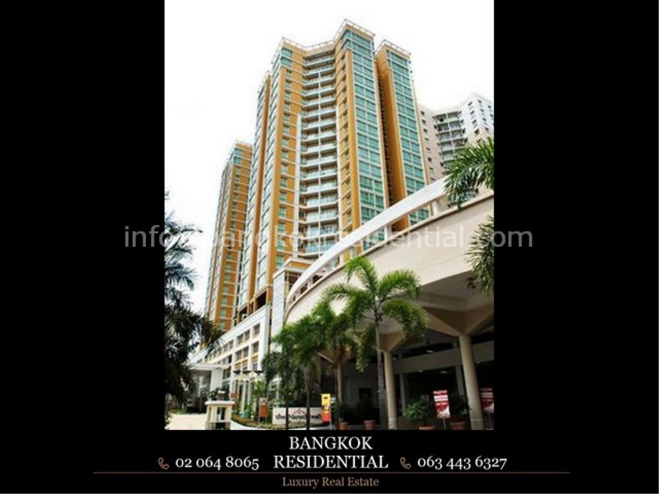 Bangkok Residential Agency's 3BR The Narathiwas Residence For Rent (BR0340AP) 3