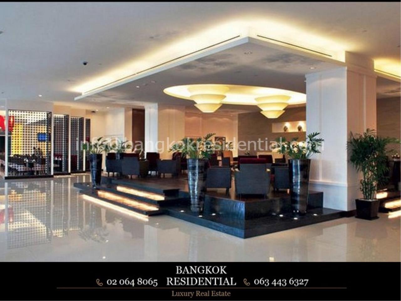 Bangkok Residential Agency's 3BR The Narathiwas Residence For Rent (BR0340AP) 4