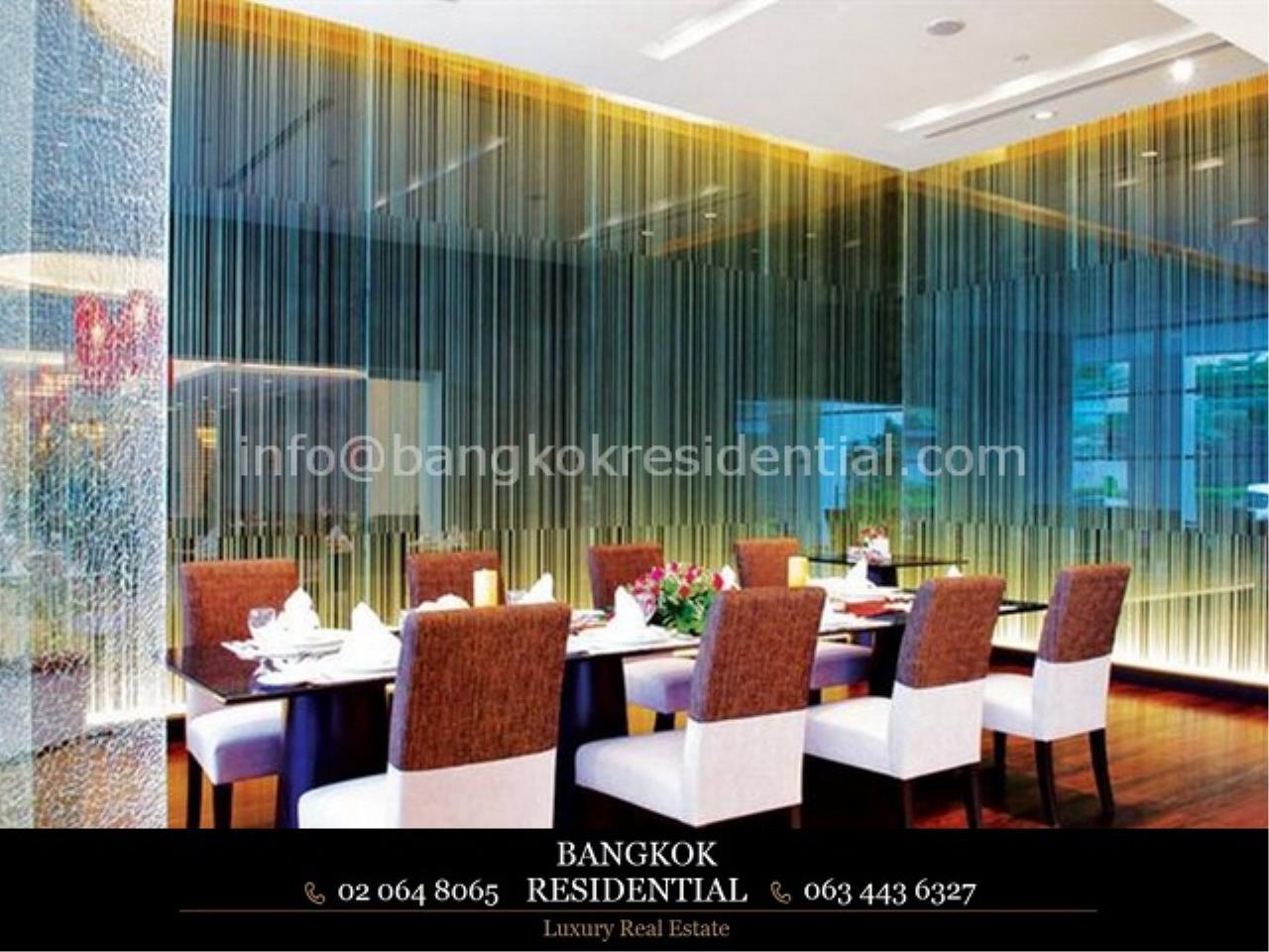 Bangkok Residential Agency's 3BR The Narathiwas Residence For Rent (BR0340AP) 8
