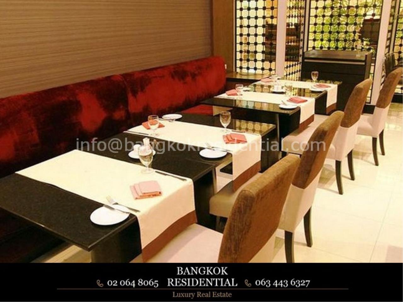 Bangkok Residential Agency's 3BR The Narathiwas Residence For Rent (BR0340AP) 9