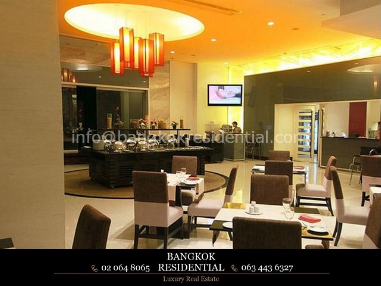 Bangkok Residential Agency's 3BR The Narathiwas Residence For Rent (BR0340AP) 10