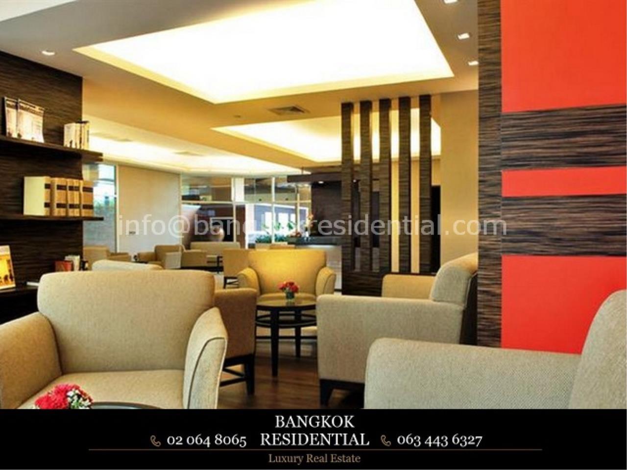 Bangkok Residential Agency's 3BR The Narathiwas Residence For Rent (BR0340AP) 11
