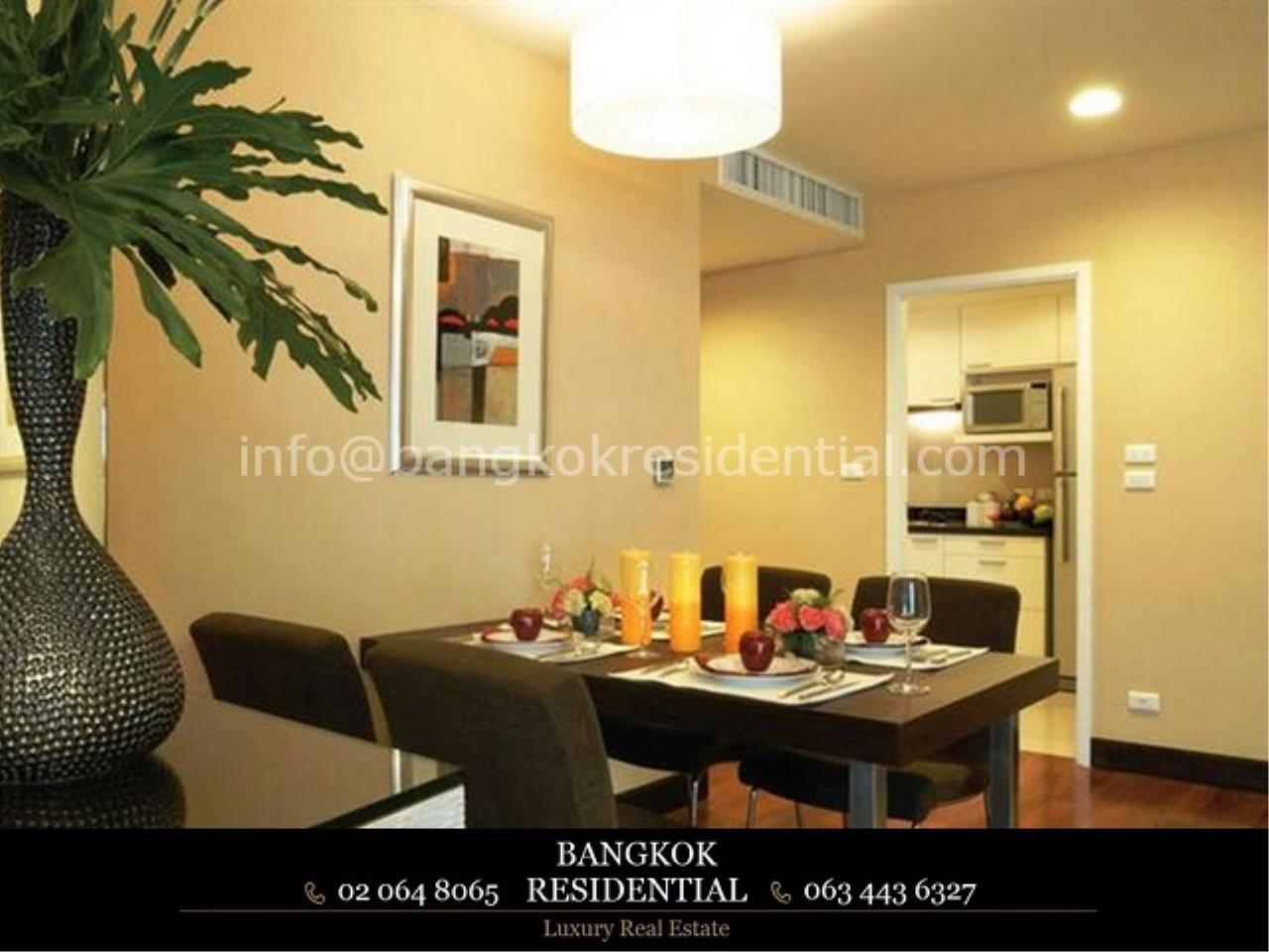 Bangkok Residential Agency's 3BR The Narathiwas Residence For Rent (BR0340AP) 12
