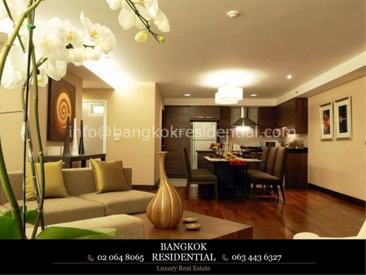 Bangkok Residential Agency's 3BR The Narathiwas Residence For Rent (BR0340AP) 13