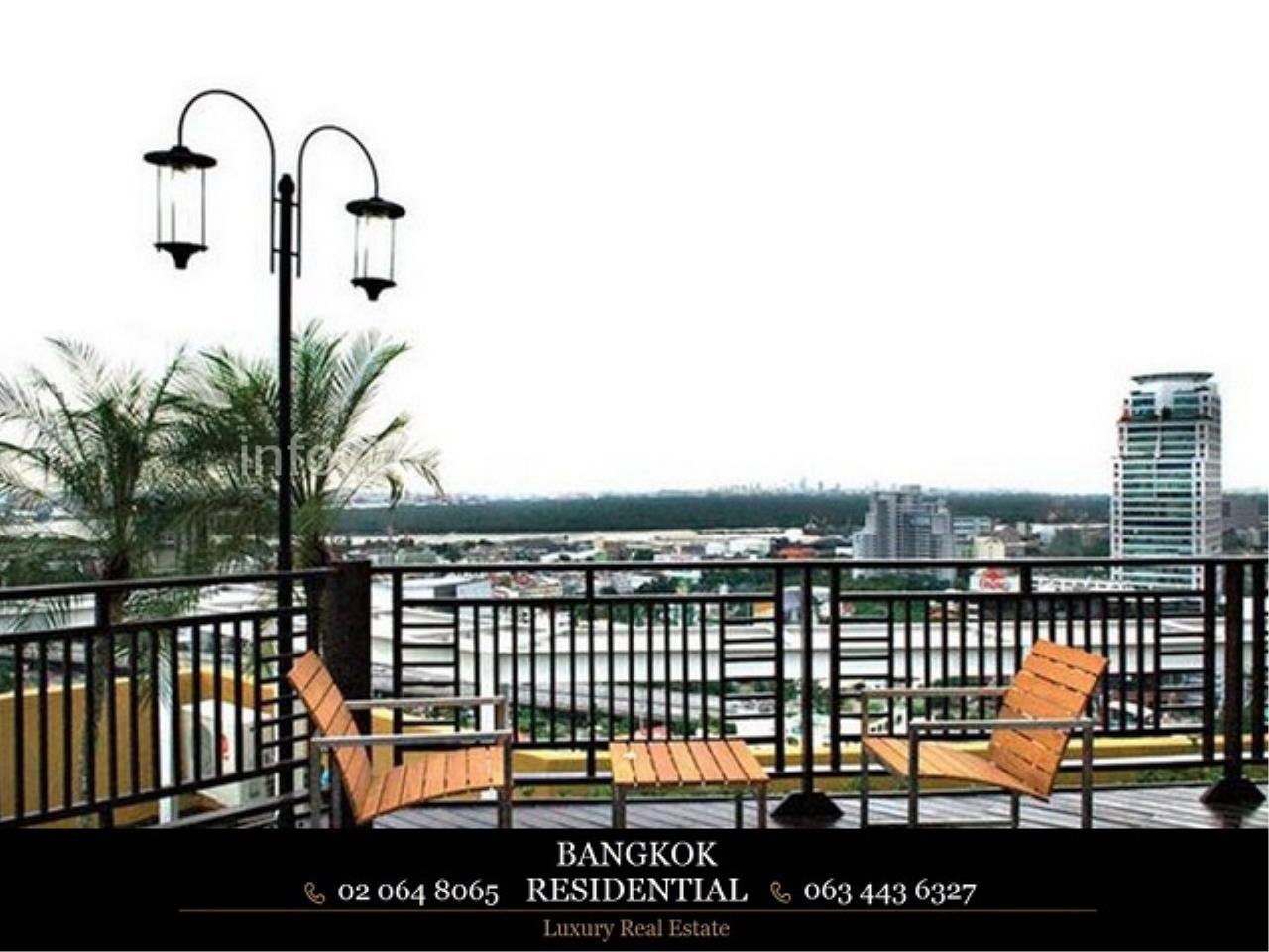 Bangkok Residential Agency's 3BR The Narathiwas Residence For Rent (BR0340AP) 14