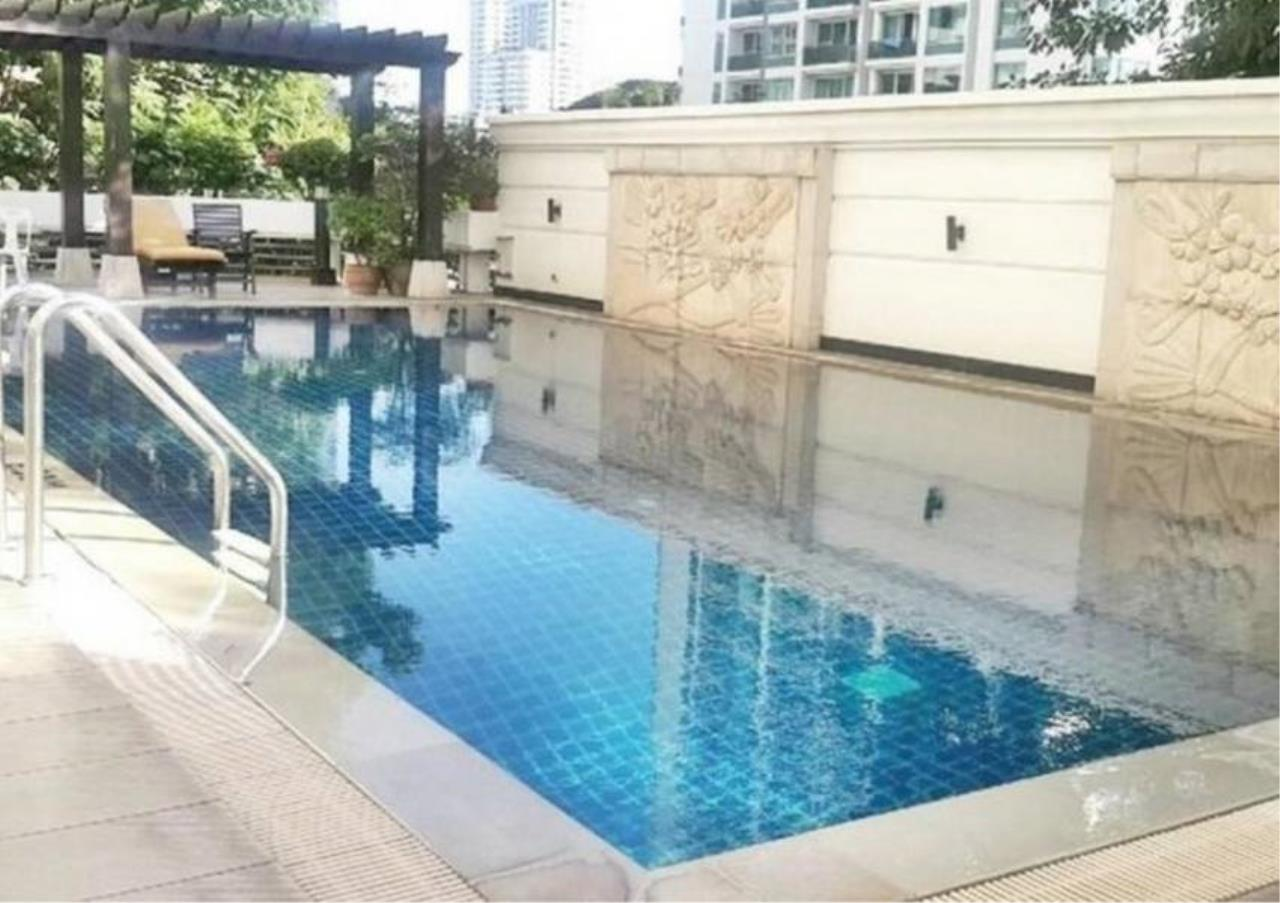 Bangkok Residential Agency's 4 Bed Apartment For Rent in Asoke BR0362AP 10