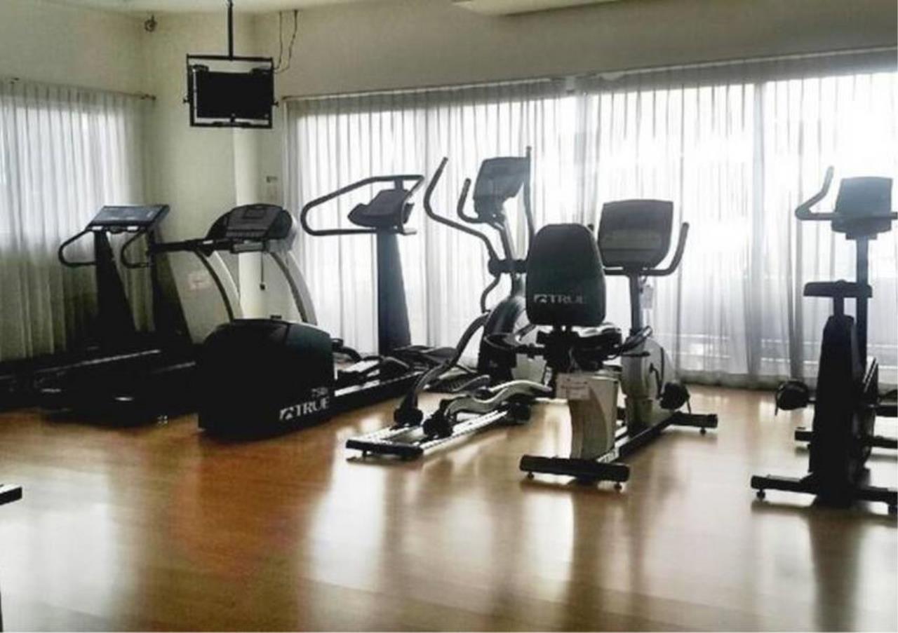 Bangkok Residential Agency's 4 Bed Apartment For Rent in Asoke BR0362AP 11