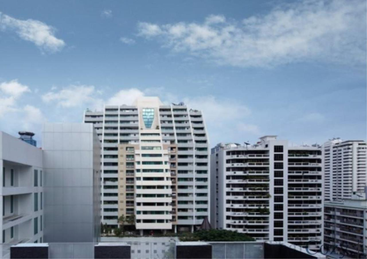Bangkok Residential Agency's 4 Bed Apartment For Rent in Asoke BR0362AP 12
