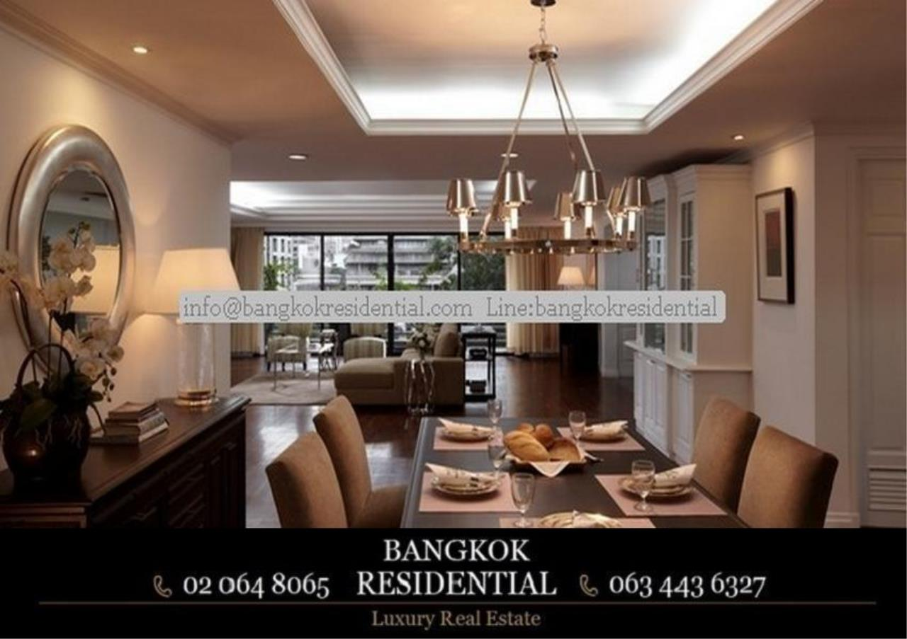 Bangkok Residential Agency's 4 Bed Apartment For Rent in Asoke BR0362AP 3