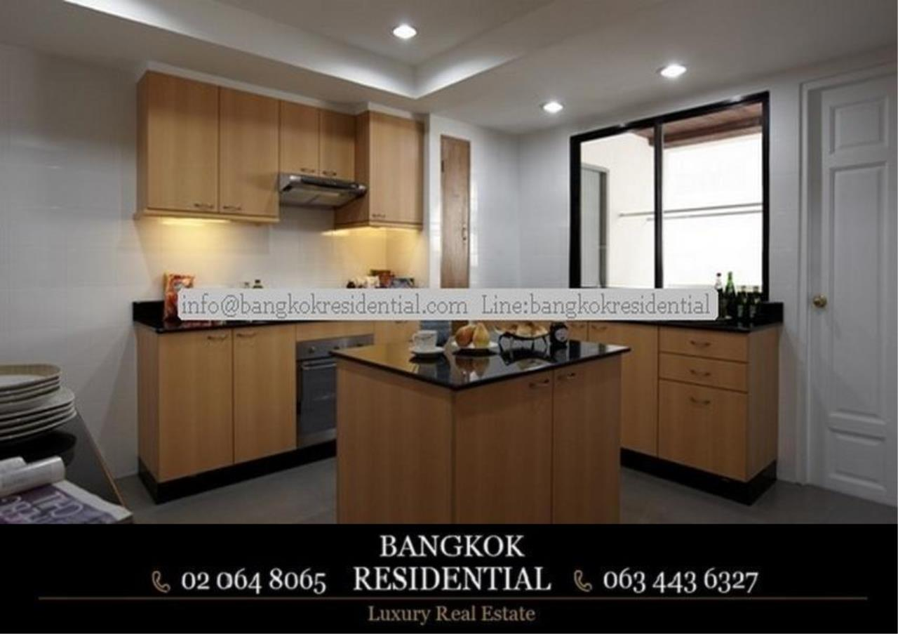 Bangkok Residential Agency's 4 Bed Apartment For Rent in Asoke BR0362AP 4