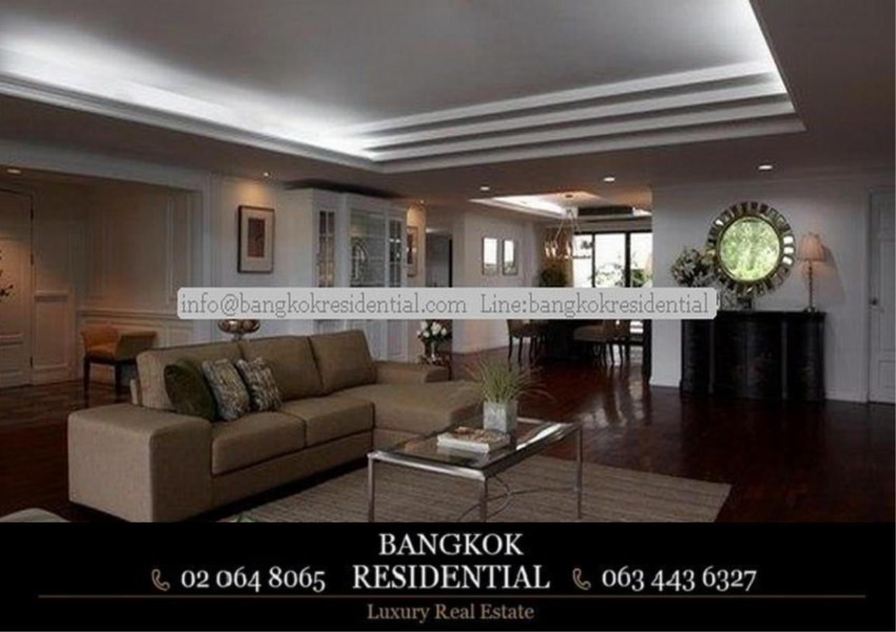 Bangkok Residential Agency's 4 Bed Apartment For Rent in Asoke BR0362AP 2
