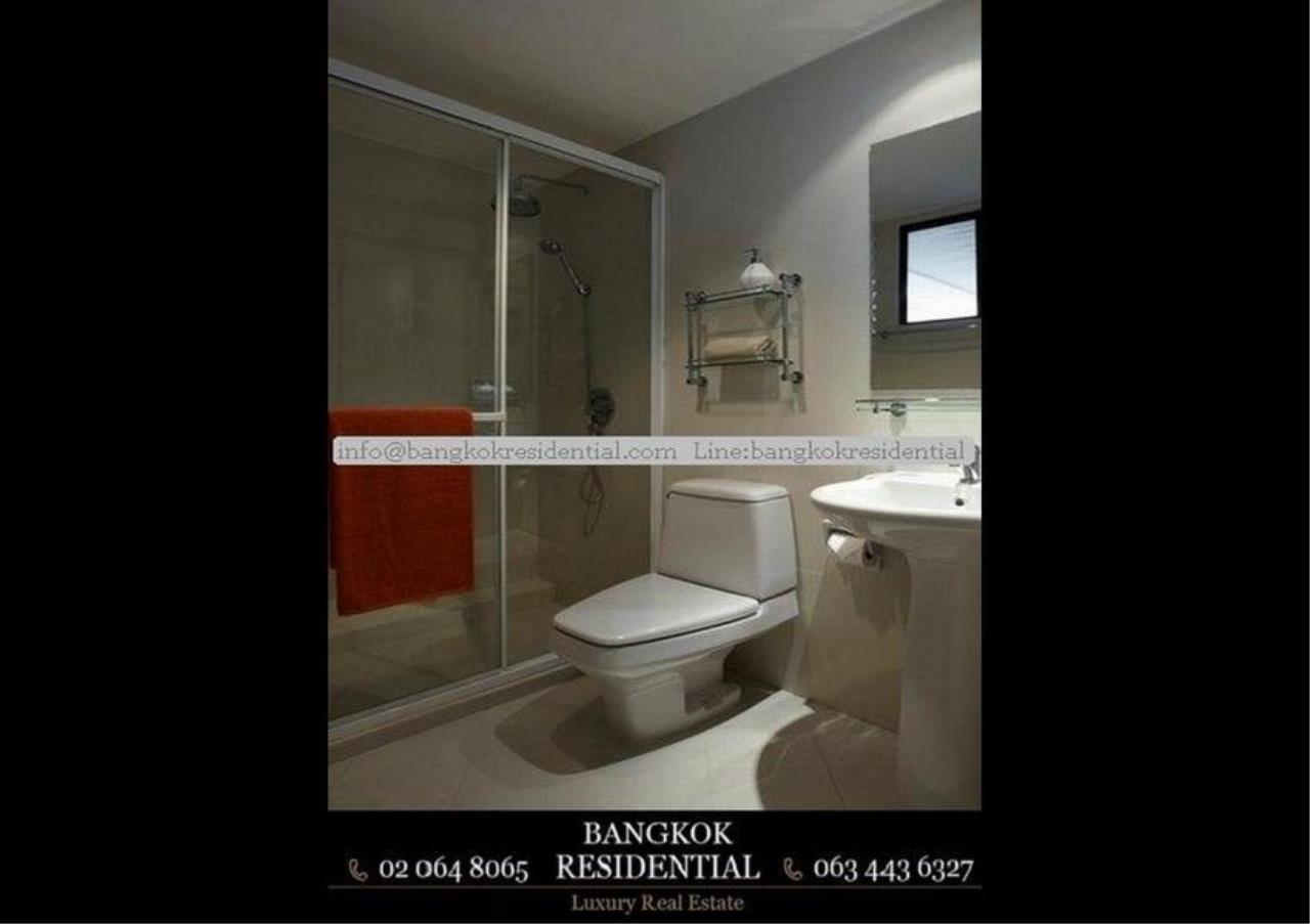 Bangkok Residential Agency's 4 Bed Apartment For Rent in Asoke BR0362AP 9