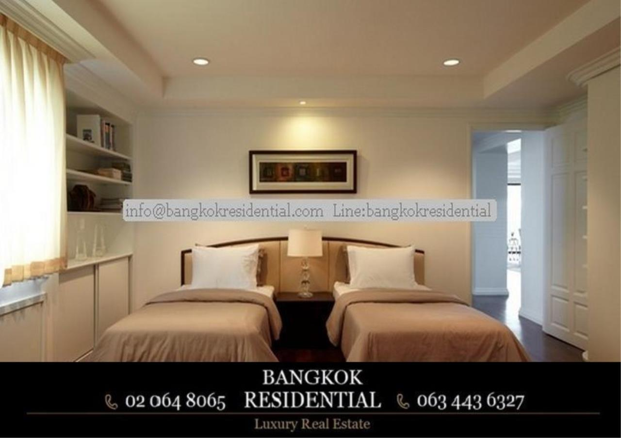 Bangkok Residential Agency's 4 Bed Apartment For Rent in Asoke BR0362AP 5