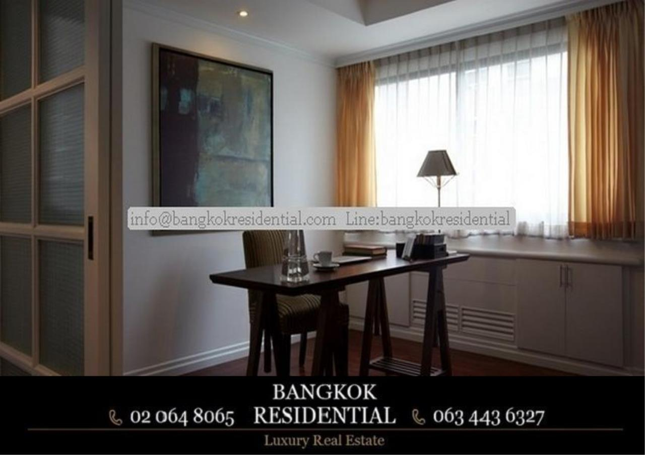 Bangkok Residential Agency's 4 Bed Apartment For Rent in Asoke BR0362AP 6