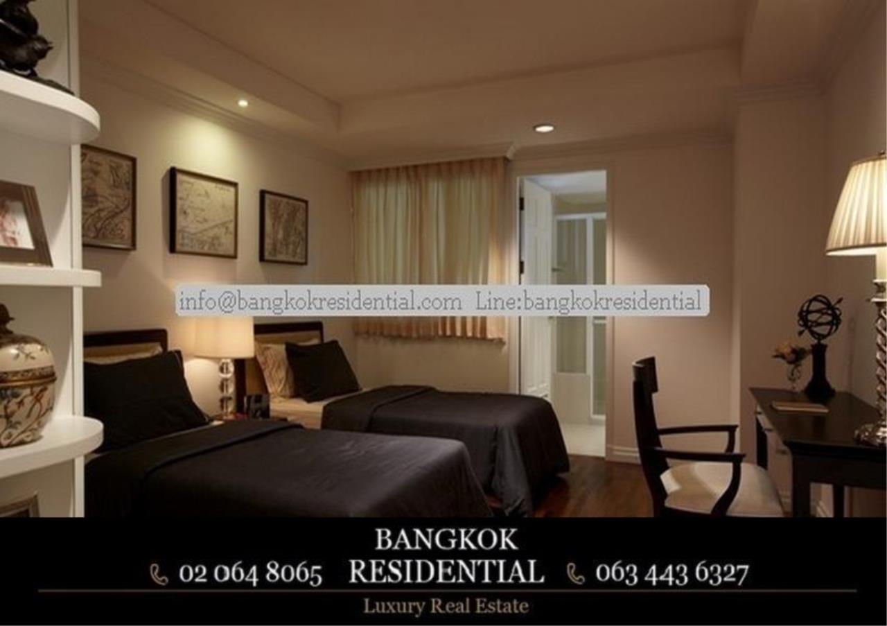 Bangkok Residential Agency's 4 Bed Apartment For Rent in Asoke BR0362AP 7