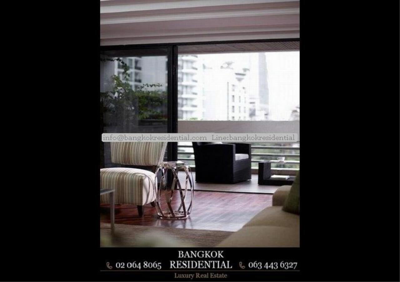 Bangkok Residential Agency's 4 Bed Apartment For Rent in Asoke BR0362AP 8