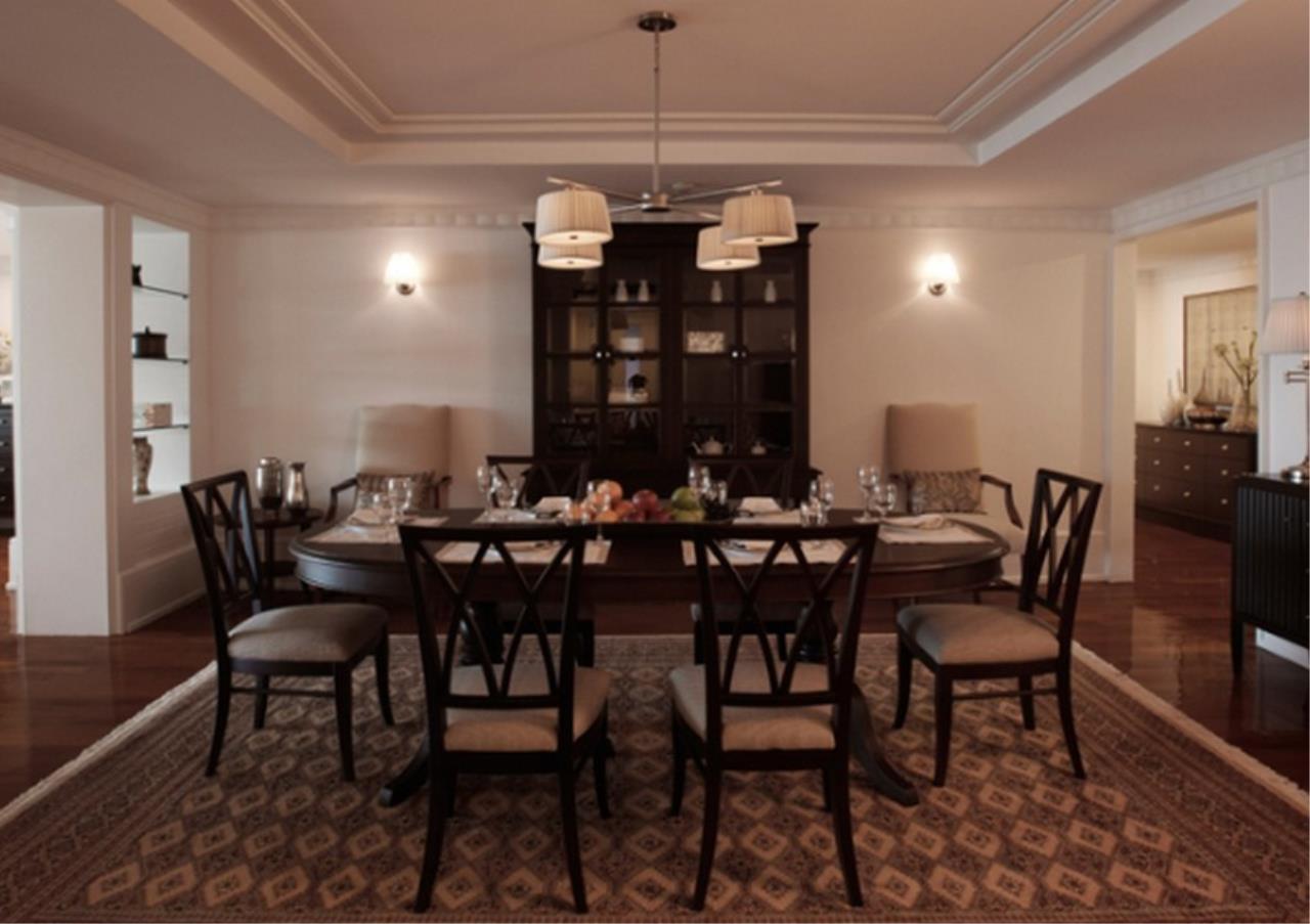 Bangkok Residential Agency's 3 Bed Apartment For Rent in Asoke BR0364AP 4